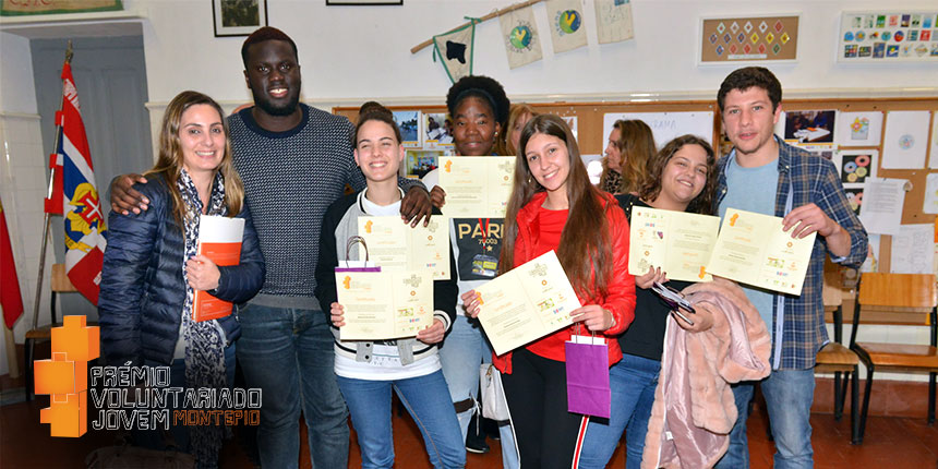 A APIBAB foi a vencedora do Prémio Voluntariado Jovem Montepio – 2018